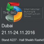 SICAM 2016BIG 5 2016 - DUBAI